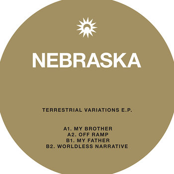 Cover art - Nebraska: Terrestrial Variations EP