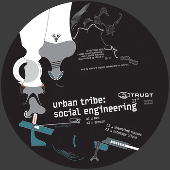 Cover art - Urban Tribe: Social Engineering