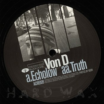 Cover art - Von D: Echolow