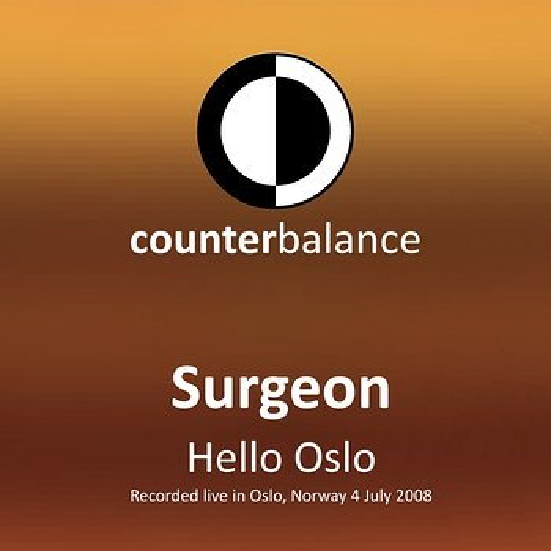 Cover art - Surgeon: Hello Oslo