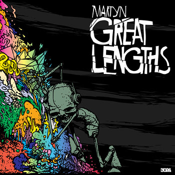 Cover art - Martyn: Great Lengths
