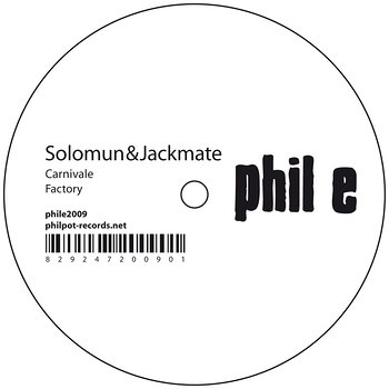 Cover art - Solomun & Jackmate: Carnivale