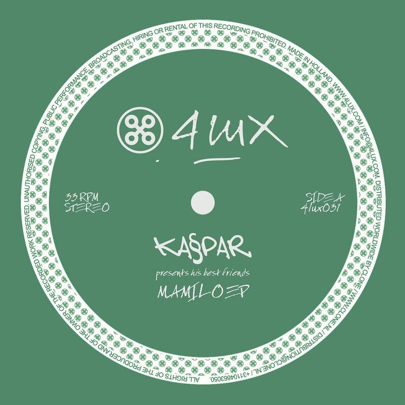 Cover art - Kaspar: Mamilo EP
