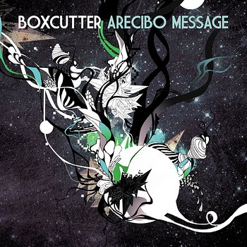 Cover art - Boxcutter: Arecibo Message
