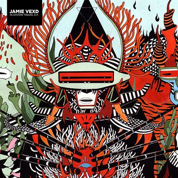Cover art - Jamie Vexd: In System Travel EP