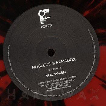 Cover art - Nucleus & Paradox: Alzora