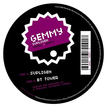 Cover art - Gemmy: Supligen