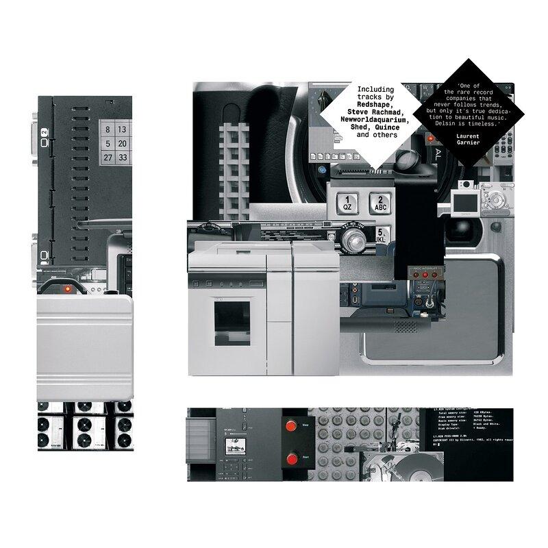 Cover art - Various Artists: Delsin 2.0 Compilation