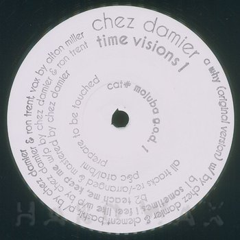 Cover art - Chez Damier: Time Visions 1
