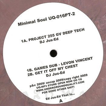 Cover art - Various Artists: Minimal Soul Pt. 2