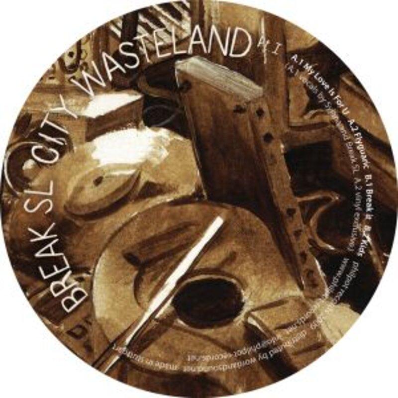 Cover art - Break SL: City Wasteland Pt. 1