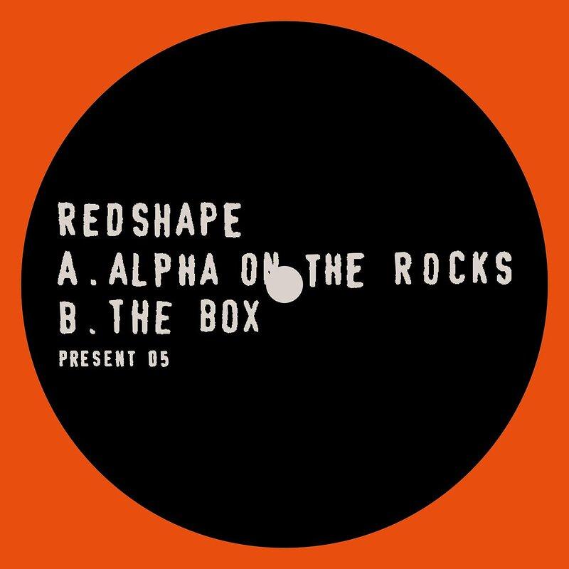 Cover art - Redshape: Alpha On The Rocks