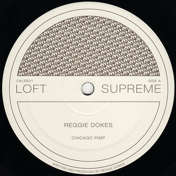 Cover art - Reggie Dokes: Chicago Pimp