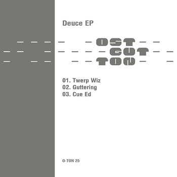 Cover art - Deuce: Deuce EP