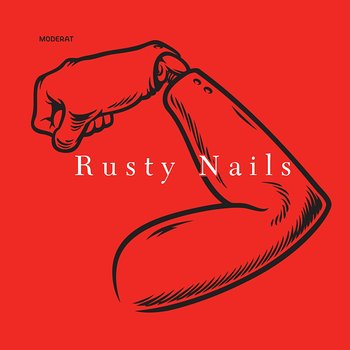 Cover art - Moderat: Rusty Nails