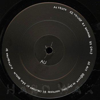Cover art - AU: 1
