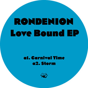 Cover art - Rondenion: Love Bound EP