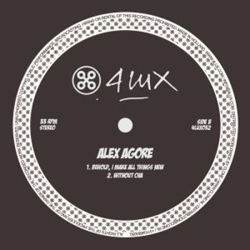 Cover art - Alex Agore: Behold, I Make All Things New