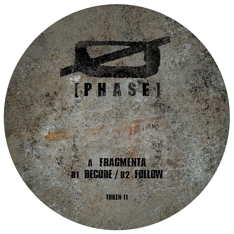Cover art - Phase: Fragmenta