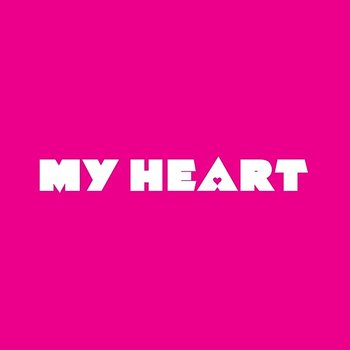 Cover art - Spencer Parker: My Heart