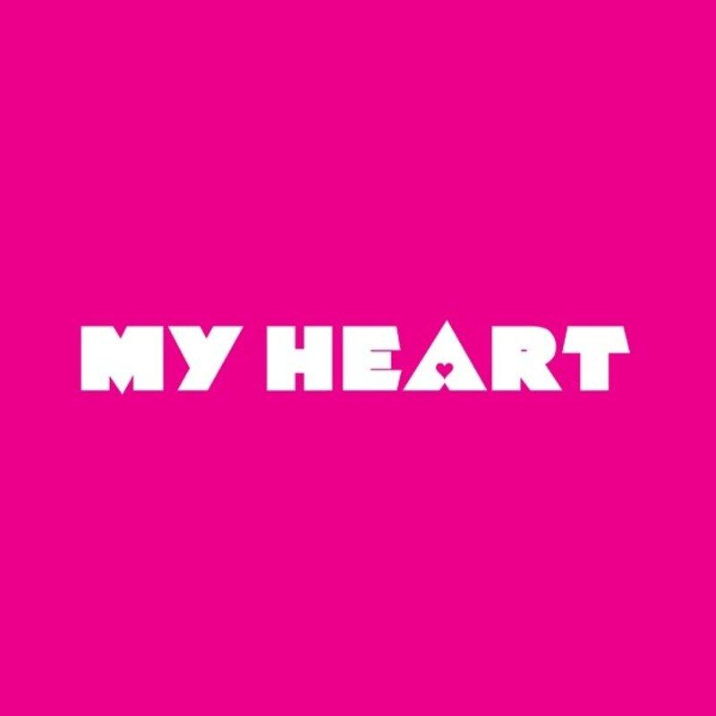 Cover art - Spencer Parker: My Heart