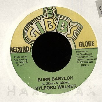 sylford walker burn babylon