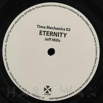 Cover art - Jeff Mills: Eternity
