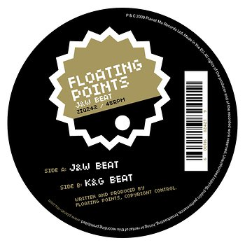 Cover art - Floating Points: J&W Beat