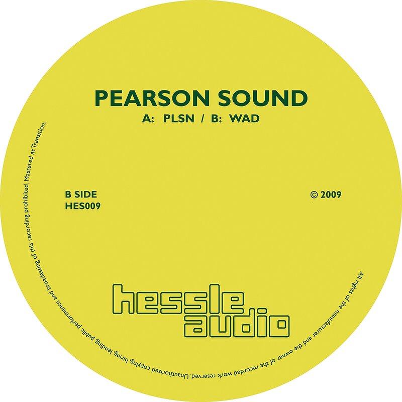 Cover art - Pearson Sound: Plsn
