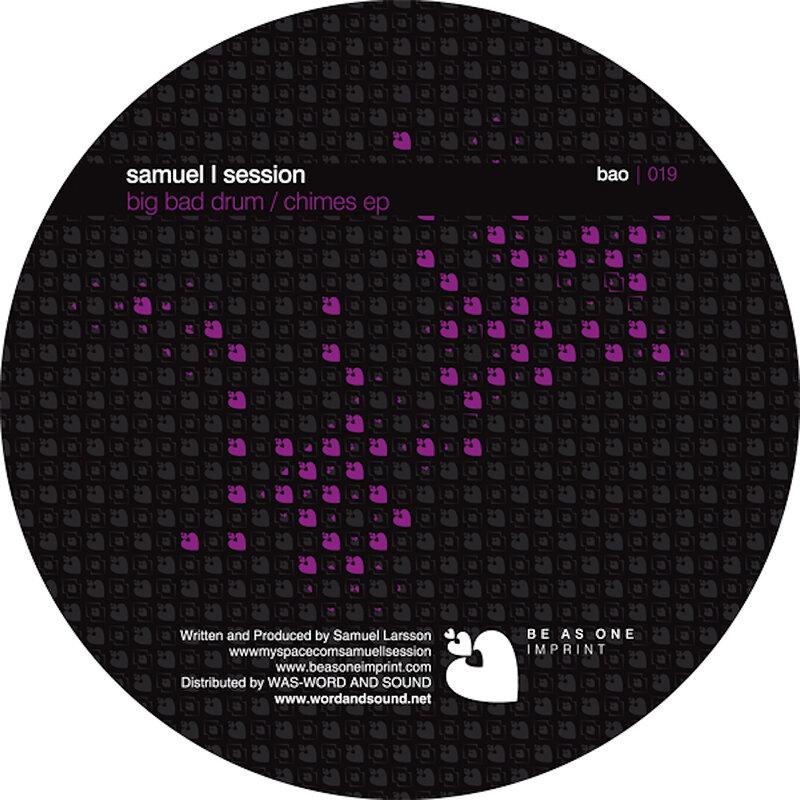 Cover art - Samuel L. Session: Chimes