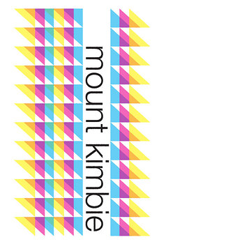Cover art - Mount Kimbie: Sketch On Glass