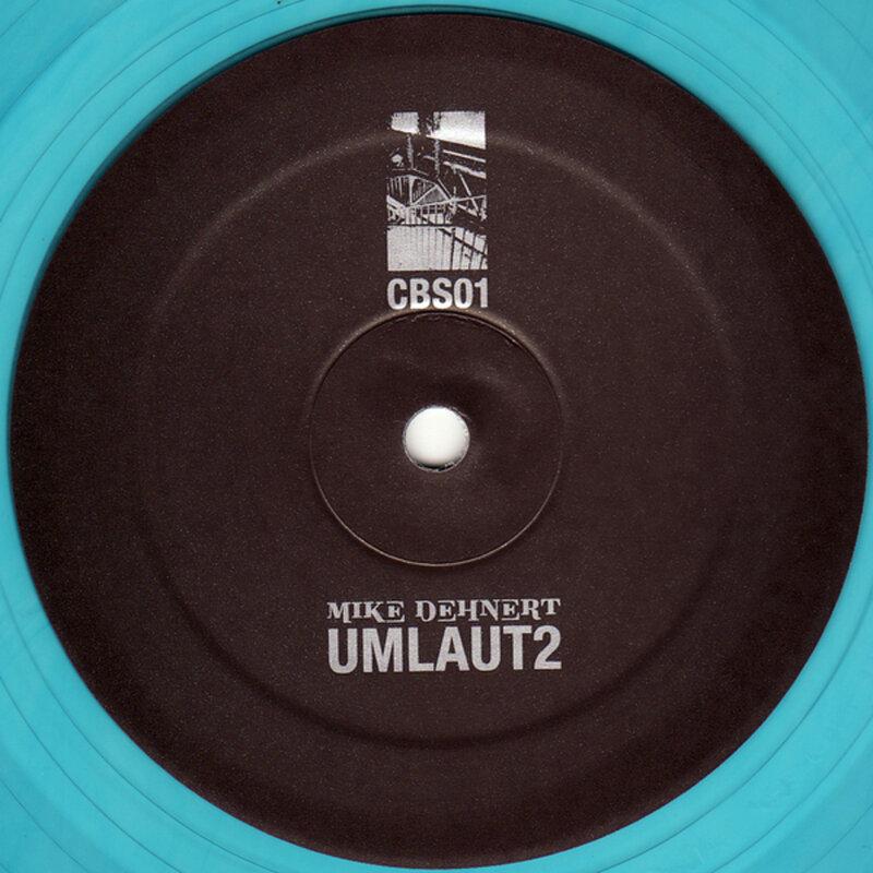 Cover art - Mike Dehnert: Umlaut2