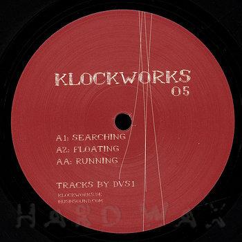 Cover art - DVS1: Klockworks 5