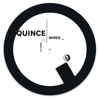 Cover art - Quince: Wires