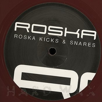 Cover art - Roska: TWC EP