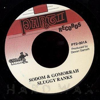 Cover art - Sluggy: Sodom & Gomorrah