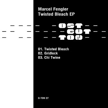 Cover art - Marcel Fengler: Twisted Bleach