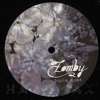 Cover art - Zomby: Digital Flora