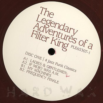 Cover art - 69: The Legendary Adventures Of A Filter King