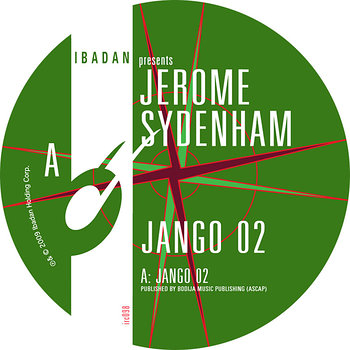 Cover art - Jerome Sydenham: Jango 02