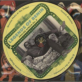 Cover art - Various Artists: Legends Of Benin