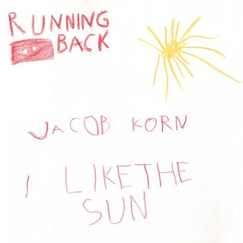 Cover art - Jacob Korn: I Like The Sun
