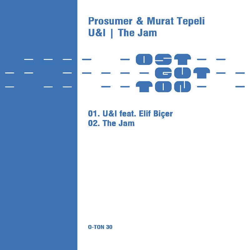 Cover art - Prosumer & Murat Tepeli: U & I