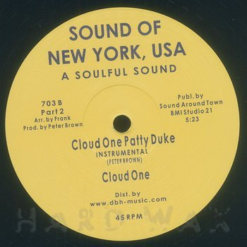 Cover art - Cloud One: Patty Duke