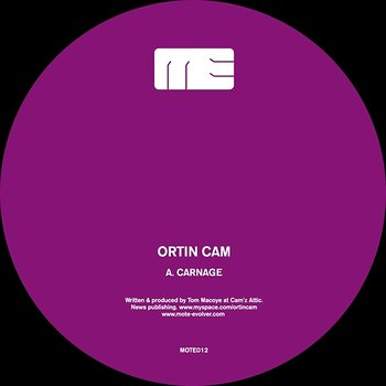 Cover art - Ortin Cam: Carnage