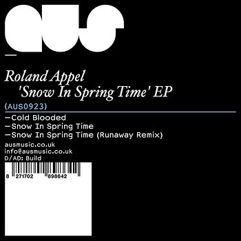 Cover art - Roland Appel: Snow In Spring Time EP