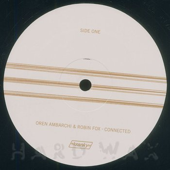 Cover art - Oren Ambarchi & Robin Fox: Connected