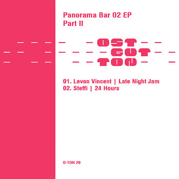 Cover art - Various Artists: Panorama Bar 02 Part 2