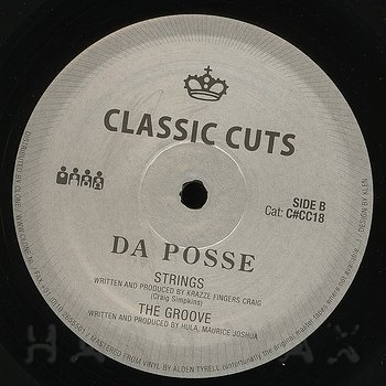 Cover art - Da Posse: It's My Life (Aluh Mix)