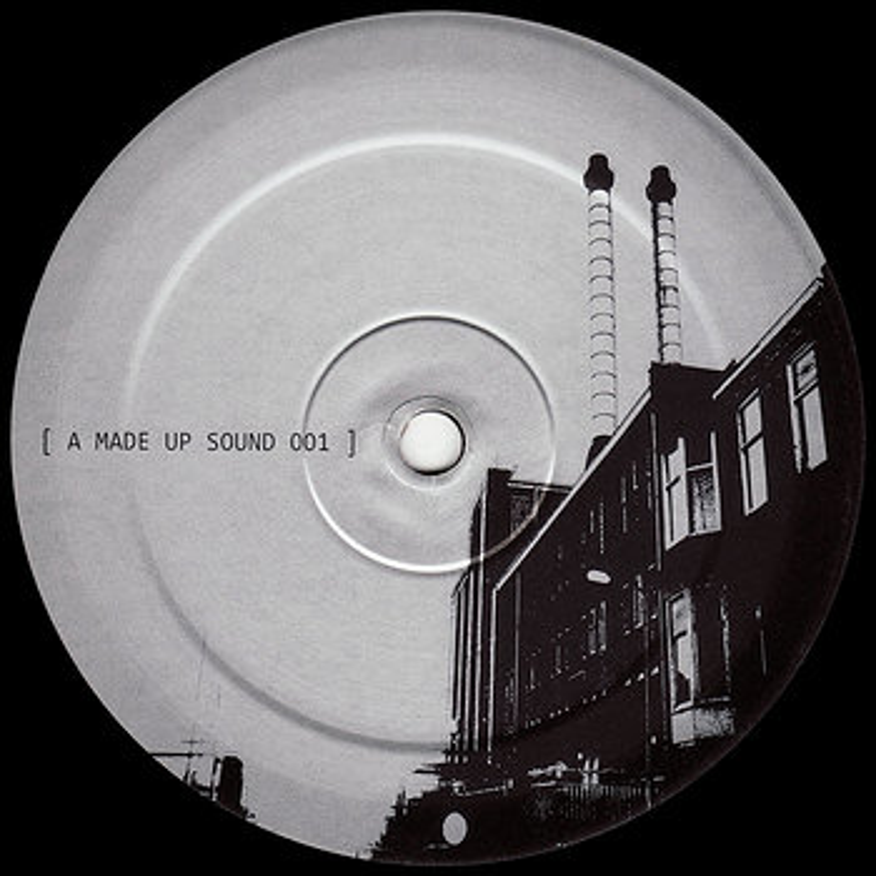 Cover art - A Made Up Sound: Rework